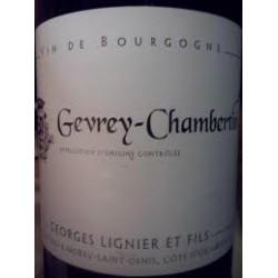 Gevrey Chambertin 2014 Georges Lignier et Fils 75cl