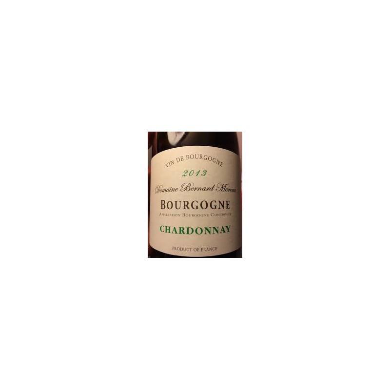 Bourgogne Chardonnay 2017 Domaine Bernard Moreau 75cl