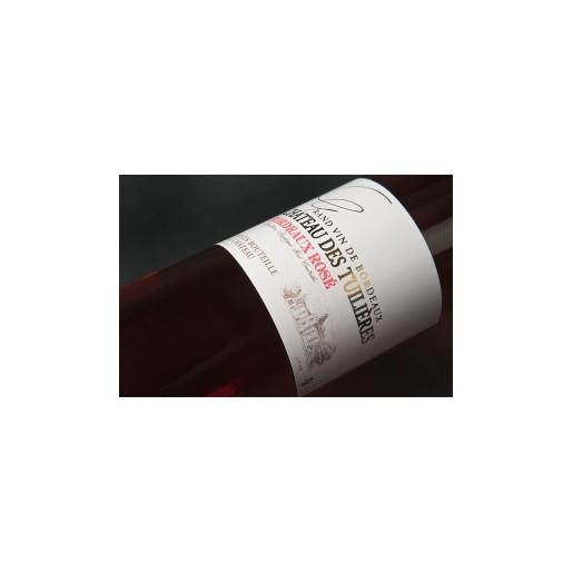 Château des Tuilières Bordeaux Rosé 2015 75 cl