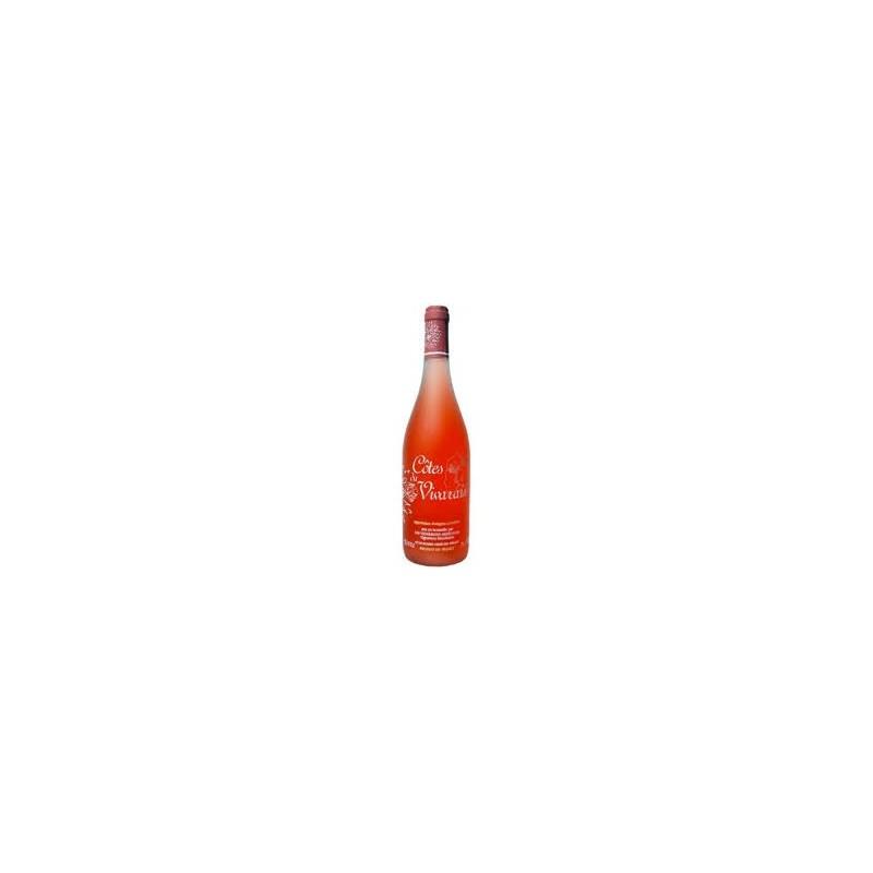 Côtes du Vivarais Rosé 2015 Sérigraphié 13%vol 75 cl