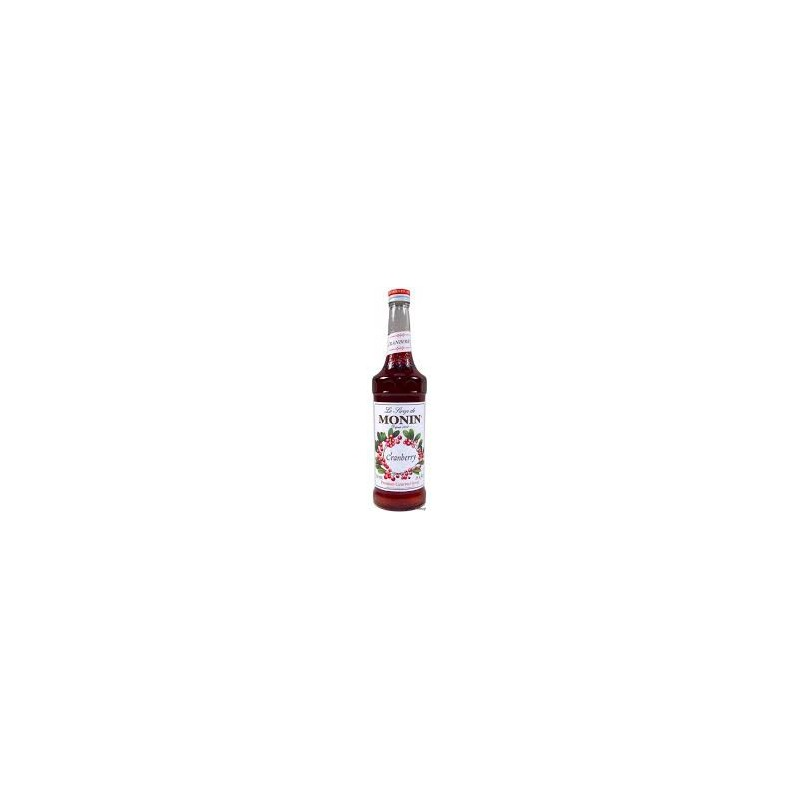 Sirop Monin Airelles / Cranberry 70 cl