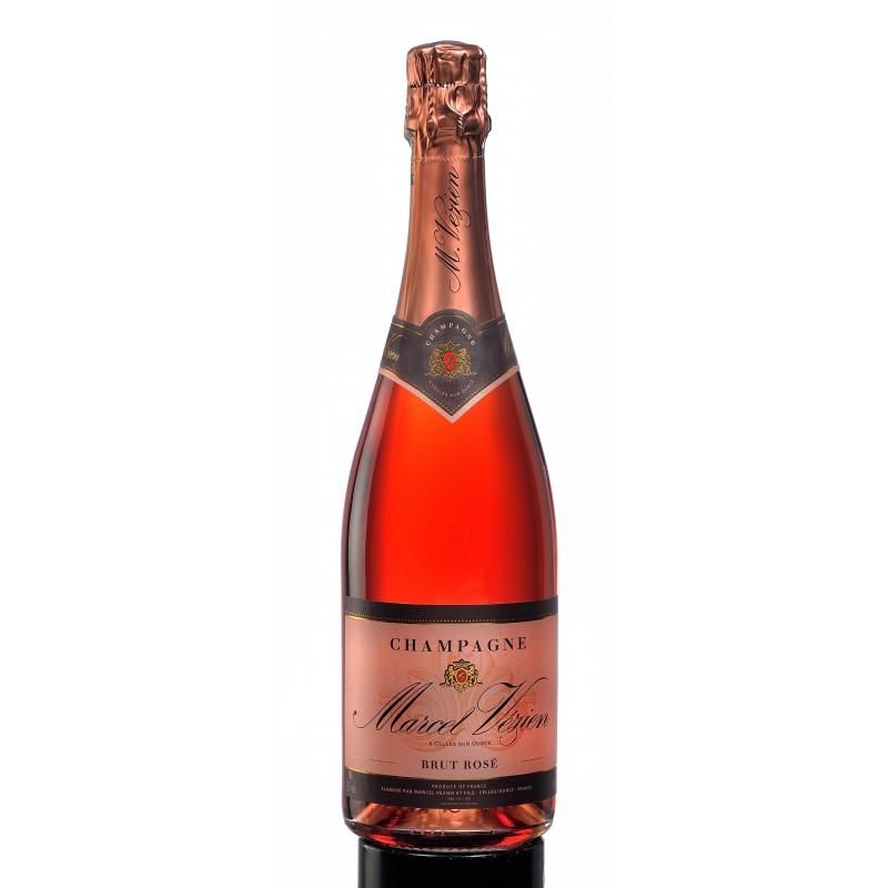 Champagne Marcel Vézien Rosé 75cl