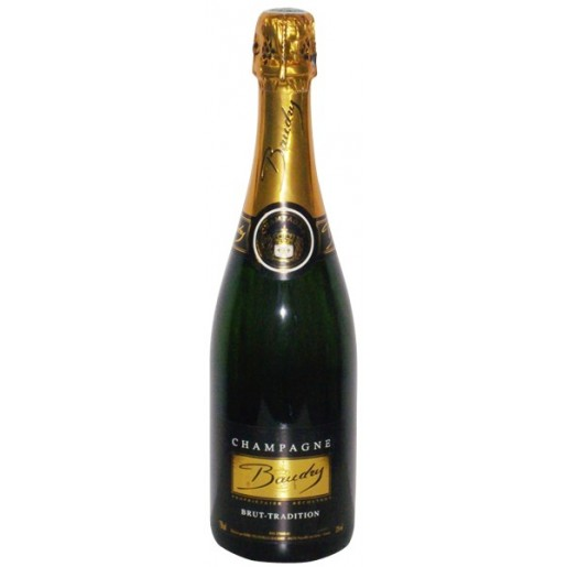 Champagne Baudry Brut Tradition 75cl