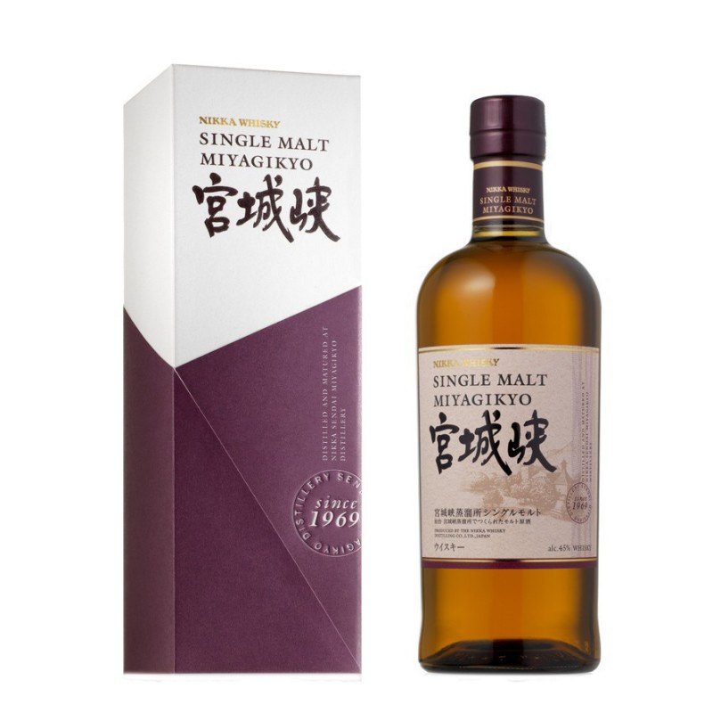 Miyagikyo single malt 45% 70cl