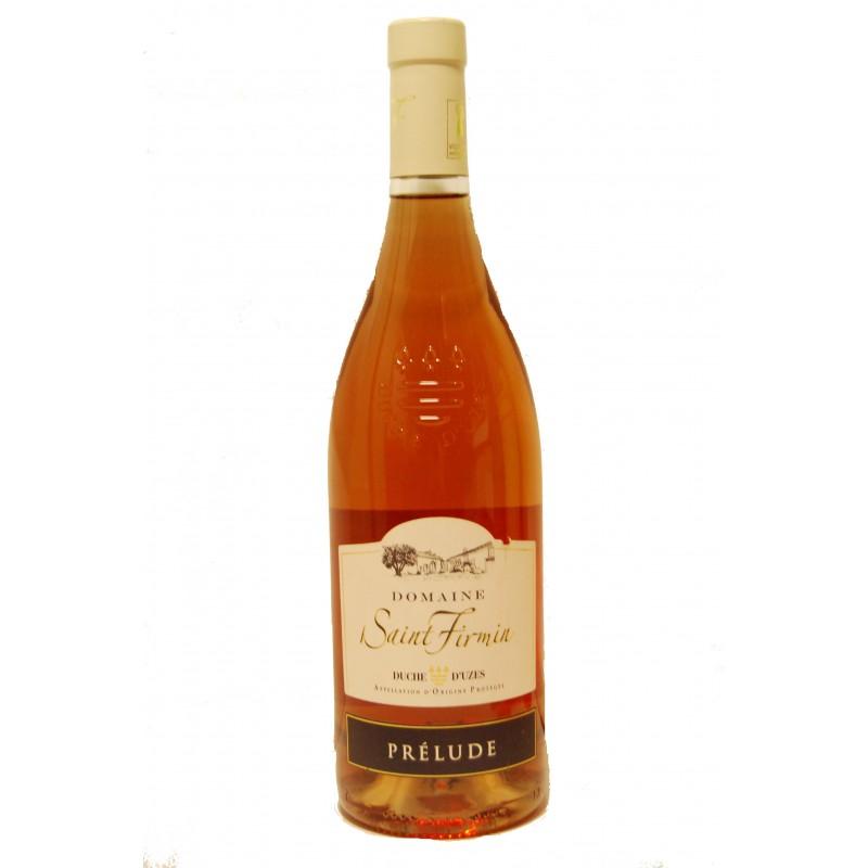 Domaine Saint Firmin Rosé Vin de Pays Duché d'Uzés 75cl