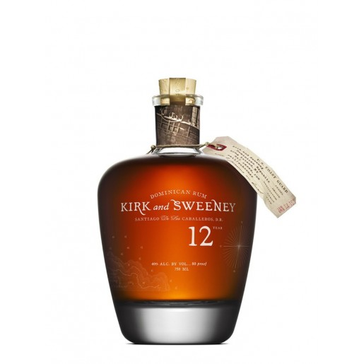 Kirk and Sweeney 12 ans 70cl
