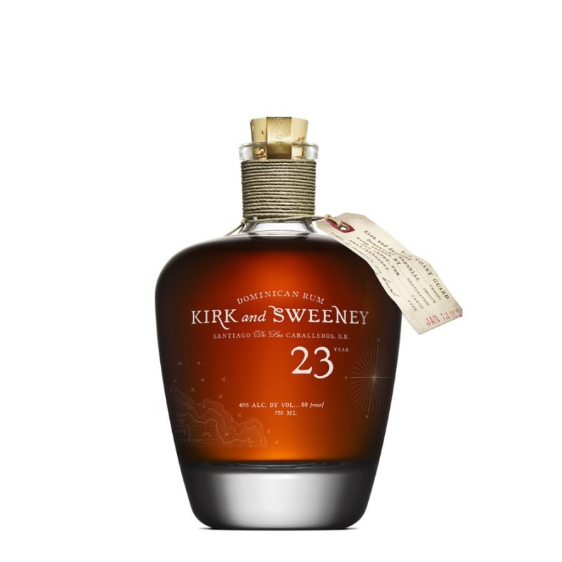Kirk and Sweeney 23 ans 70cl