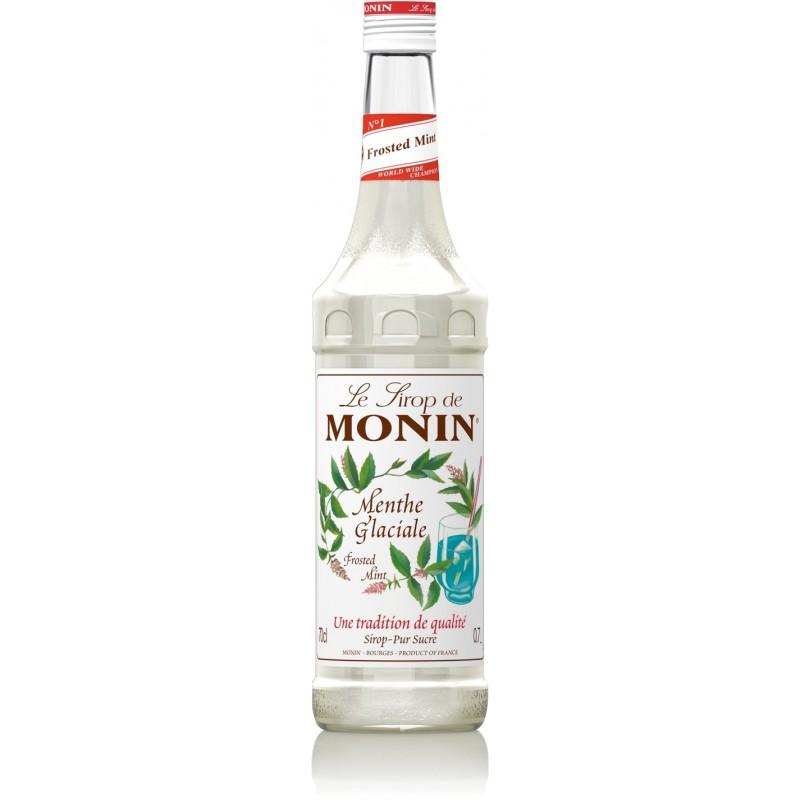 Sirop Monin Menthe Glaciale Blanche 70 cl