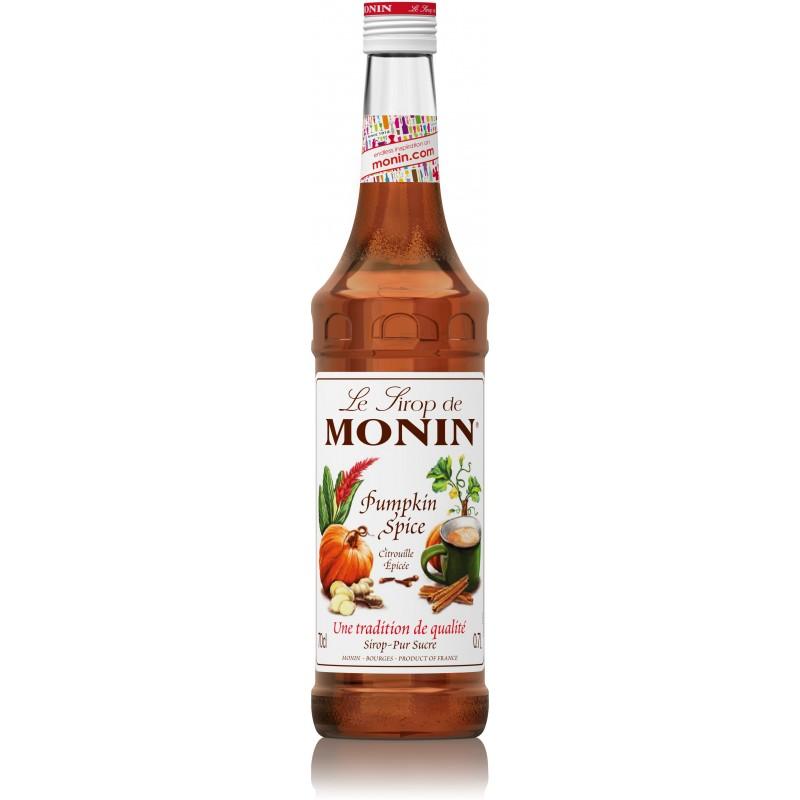 Sirop Monin Citrouille Epicée 70 cl