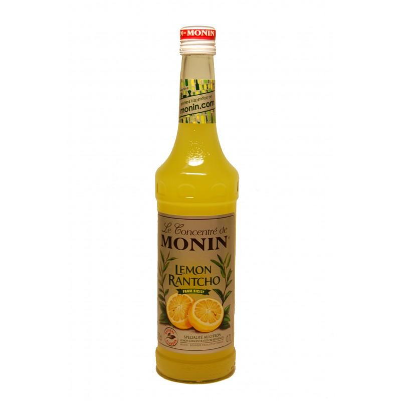 Le Concentré de Monin Lemon Rantcho citron 70 cl