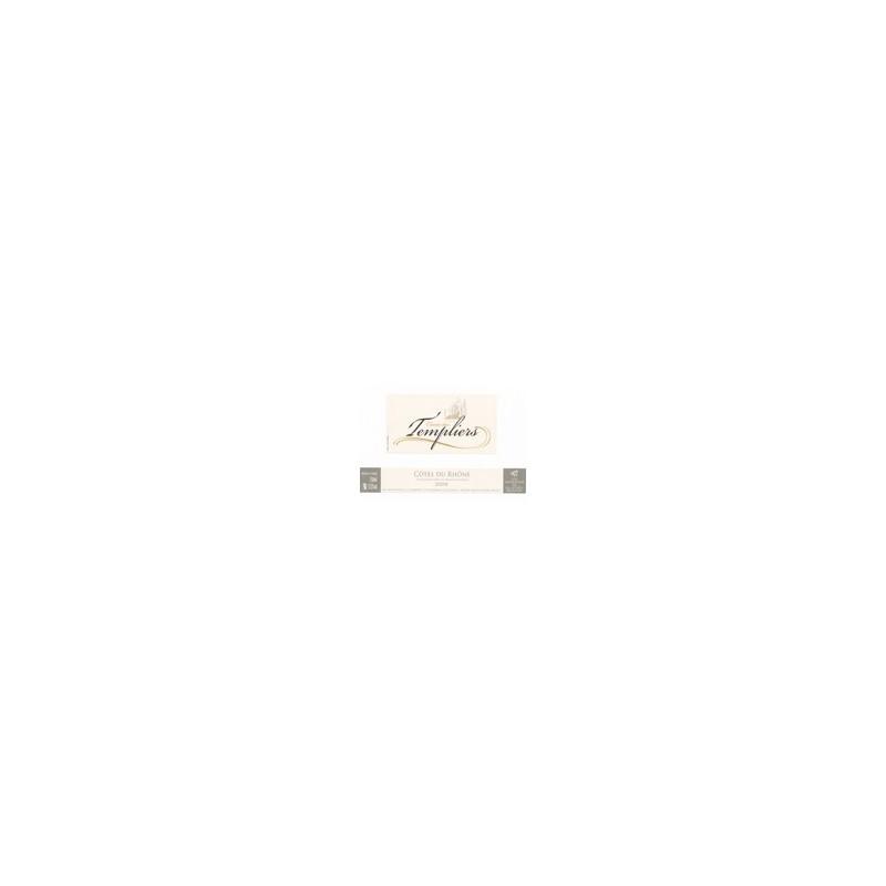Cotes du Rhone Templiers Rosé 2018 Vignerons de Villedieu