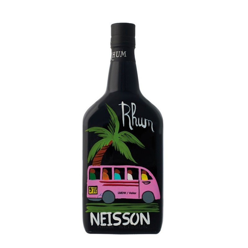 NEISSON 2007 Joint Bottling Velier - 60 ans LMDW 70cl