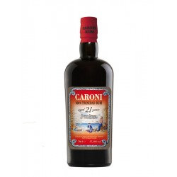 CARONI 21 ans 57,2% 70cl