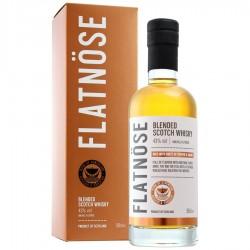 Flatnöse - whisky écossais 70cl 43%vol