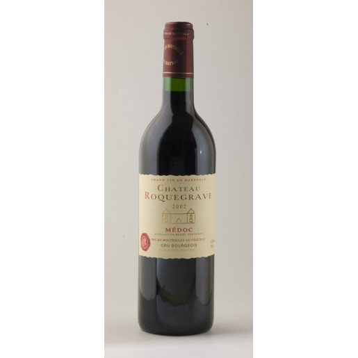 Chateau Roquegrave Medoc Cru Bourgeois 2015