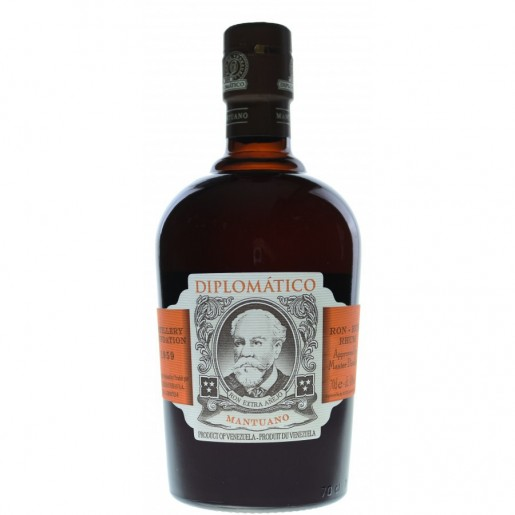 Diplomatico Mantuano 70cl 40%vol