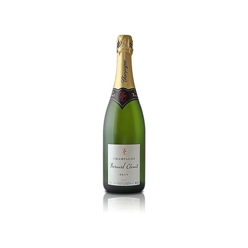 Champagne Bernard Clouet Brut Tradition 75cl