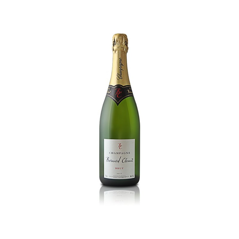 Champagne Bernard Clouet Brut Tradition 75cl
