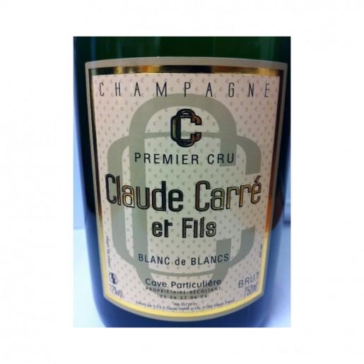 Magnum Champagne Claude Carré 1er Cru Blanc de Blancs 150cl