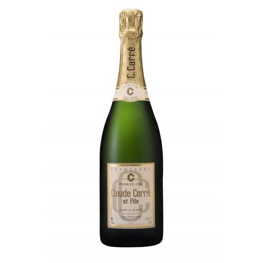 Champagne Claude Carré Blanc de Blancs 75cl