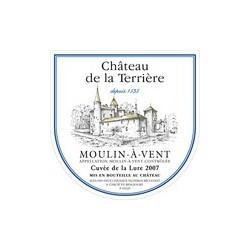 Moulin a Vent Chateau de la Terrière 2016 Cuvée de la Lure 75cl