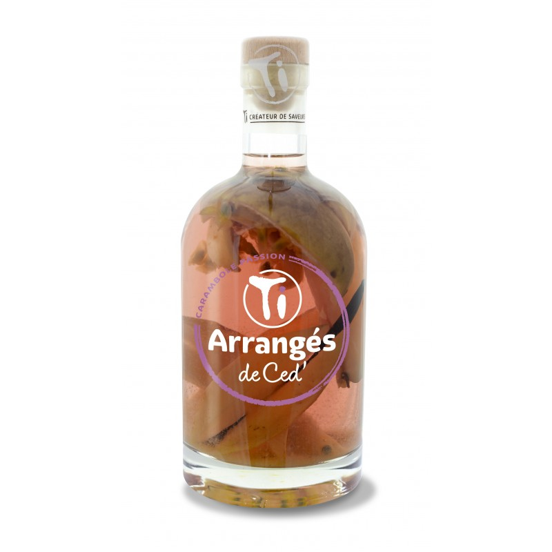 TI'ARRANE DE CED CARAMBOLE PASSION 70CL 32% VOL.