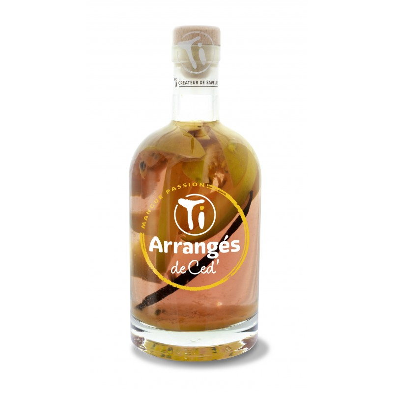 TI'ARRANGE DE CED MANGUE PASSION 150cl 32%vol.
