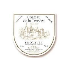 Brouilly Chateau de la Terrière 2016 75cl