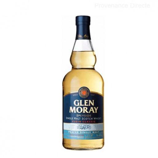 Glen Moray Tourbé Peated 70cl