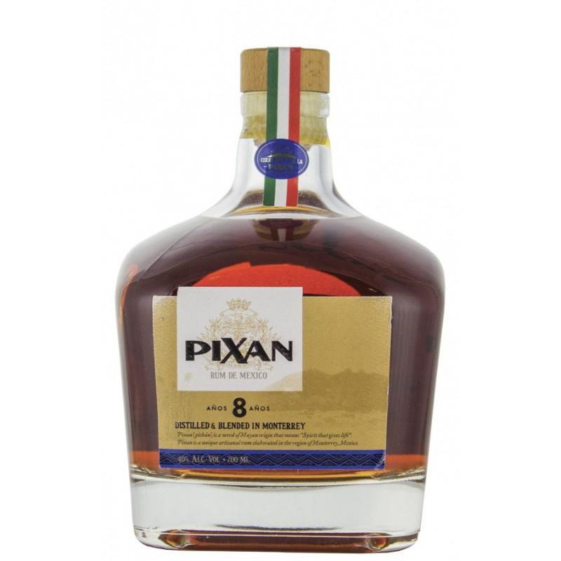 Rhum Pixan 8 ans 70cl