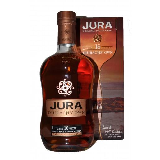 Jura 16 ans Diurach's own 70cl