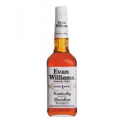 Evan Williams White Label 100 Proof 70cl