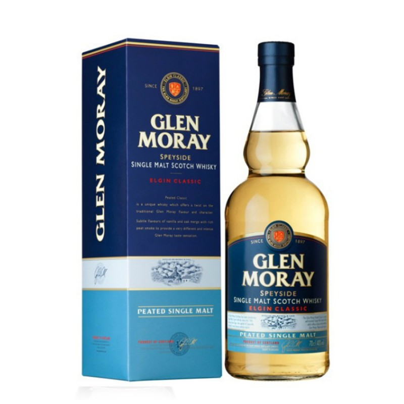 Glen Moray Peated 70cl