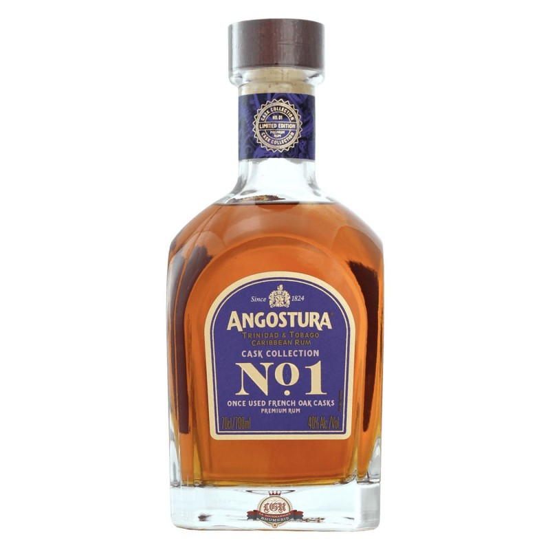 Angostura Cask collection N°1 70 cl 70%vol.