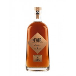 Rhum FAIR 9 ans -70cl 41%vol.