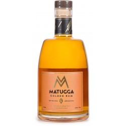Rhum Matugga Golden Rum 70cl 42%