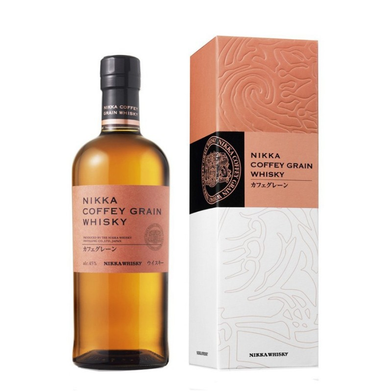 Nikka Coffey Grain Whisky 70 cl 45%vol.