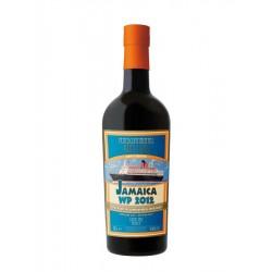 Rhum Jamaica WP 2012 TCRL 57.18% 70 cl