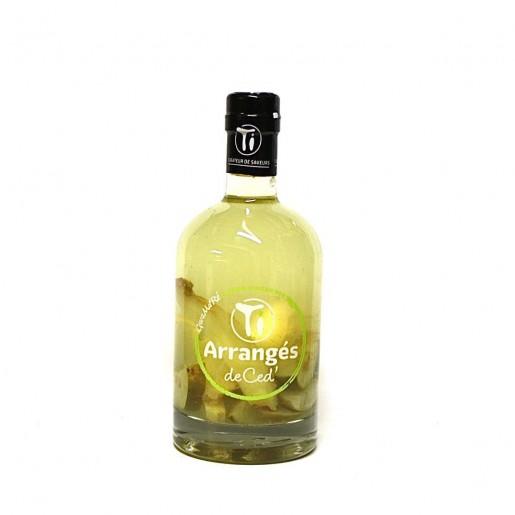Rhum Arrangé Citron Gingembre 35cl