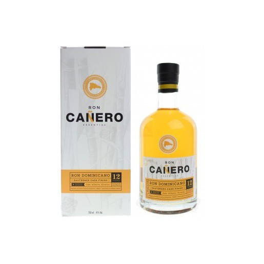 Rhum Dominicain CANERO Finition Sauternes 70cl