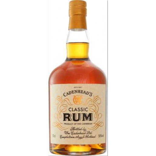 Rhum CADENHEAD'S CLASSIC 70cl