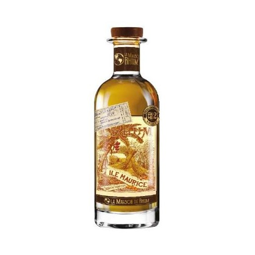 Rhum Chamarel 2003 70cl